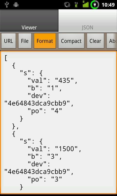 JSON Viewer for Android - APK Download