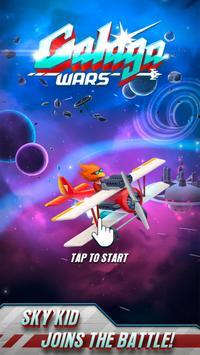 Galaga Wars poster