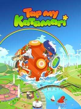 Tap My Katamari - Idle Clicker apk screenshot