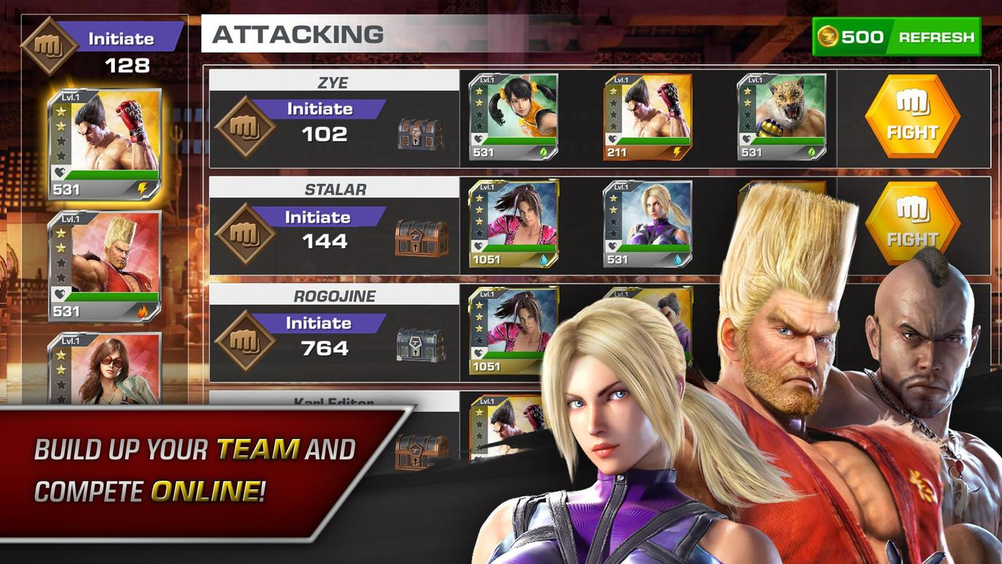 TEKKEN™ APK Download - Free Action GAME for Android ...