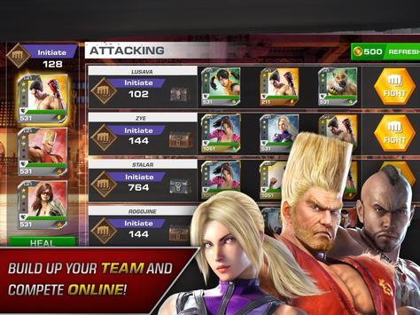 TEKKEN™ apk screenshot