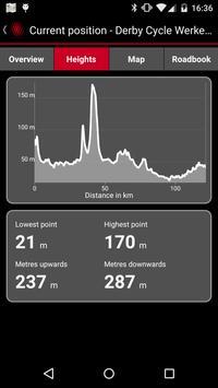 Impulse E-Bike Navigation apk screenshot