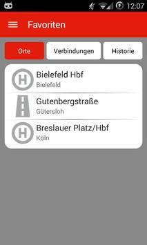 KCF Fahrplan screenshot 6