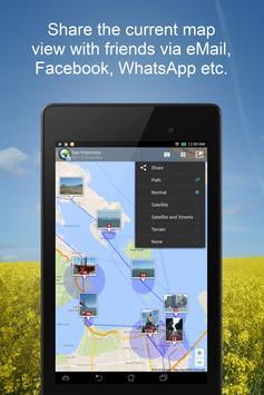 PhotoMap PRO Galeria imagem de tela 11