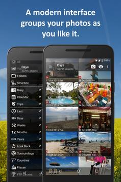 PhotoMap Gallery - Photos, Videos and Trips poster