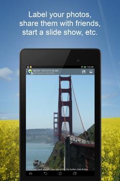 PhotoMap Gallery - Photos, Videos and Trips apk screenshot