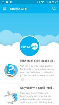 XtremeWEB apk screenshot