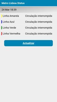 Metro LX Status screenshot 1
