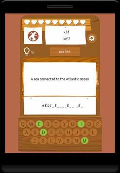 Theme Words screenshot 1