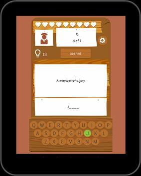 Theme Words screenshot 6