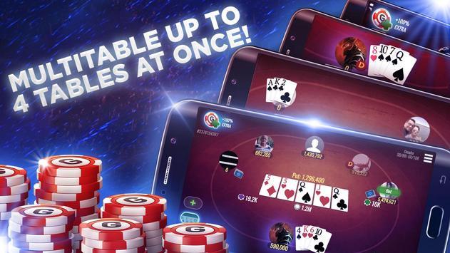 Poker Omaha apk screenshot