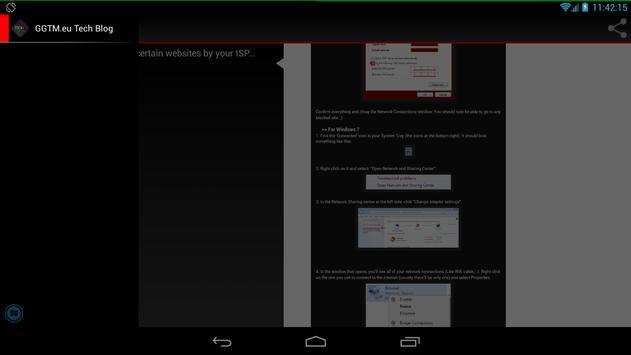 GGTM.eu Tech Blog screenshot 2