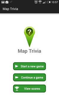 Map Trivia poster