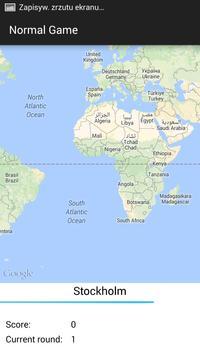 Map Trivia apk screenshot