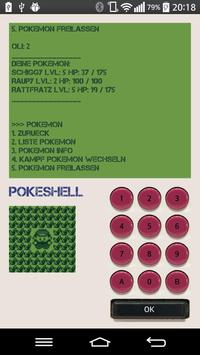 PokeShell poster