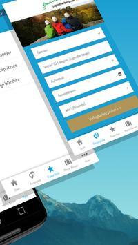 Jugendherberge.de - die DJH App screenshot 1
