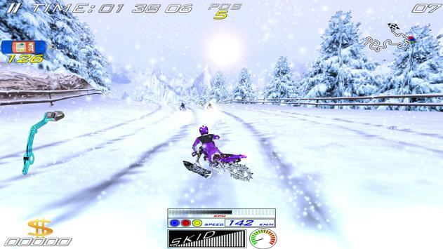 XTrem SnowBike screenshot 1