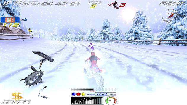 XTrem SnowBike apk screenshot
