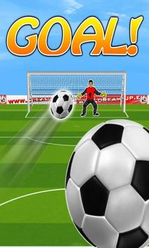 Ball To Goal Free poster