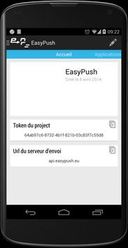 EasyPush poster