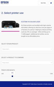 Epson Business Tools screenshot 1