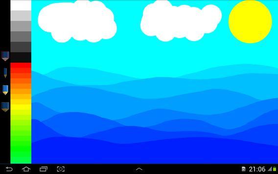 Kids Painter apk screenshot