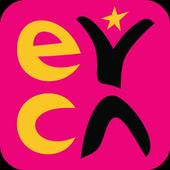 Erasmus+ Volunteer Card icon