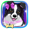 ikon Dogs: Fancy Puppy Dress Up Game