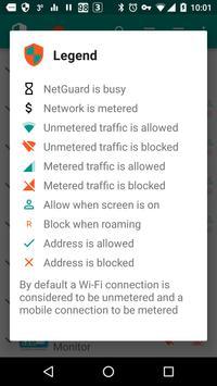 NetGuard - no-root firewall apk スクリーンショット