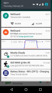 NetGuard - no-root firewall apk 截圖