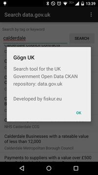 Gögn UK screenshot 3