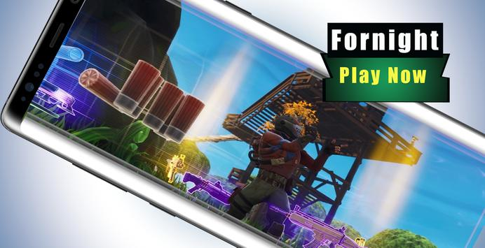 Play  Fornite Now 😍 (Unreleased) screenshot 1