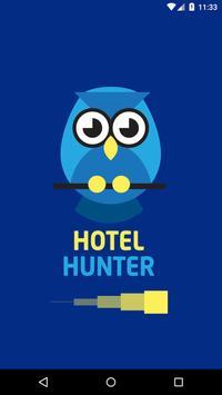 Hotelhunter poster
