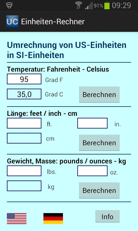 umrechnen lbs kg