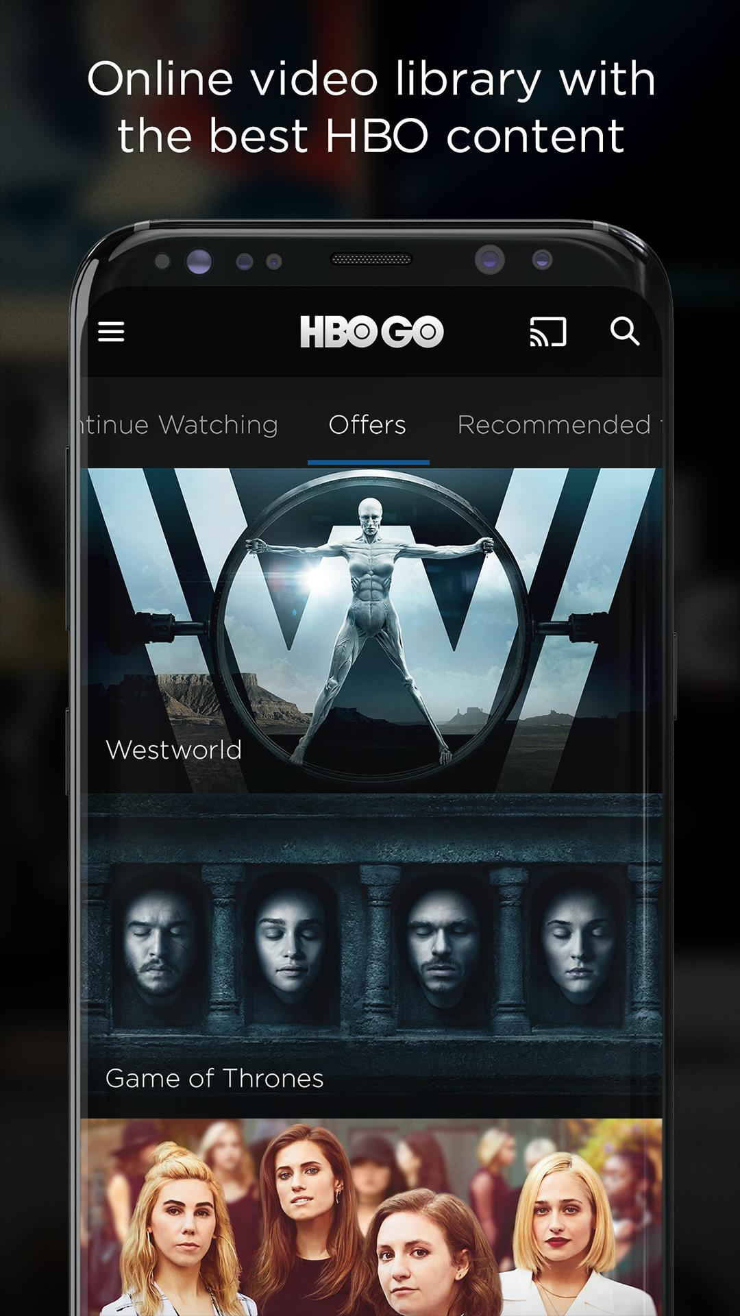 HBO GO for Android - APK Download