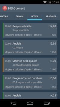 HEI-Connect pour HEI Lille screenshot 1