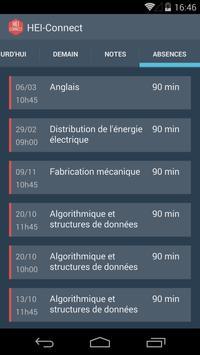 HEI-Connect pour HEI Lille screenshot 2
