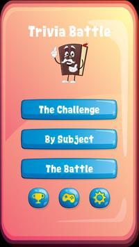 Trivia Quiz Battle poster