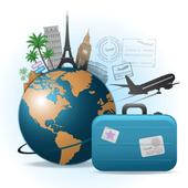 Vacation Travel Checklist icon