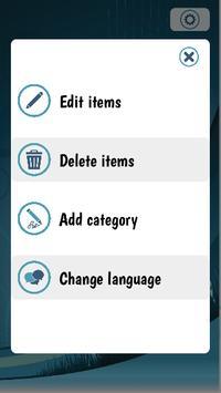 Vacation Travel Checklist apk screenshot