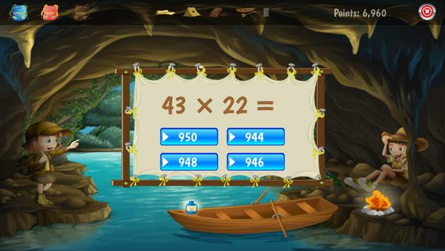 Counting Scout math game apk screenshot