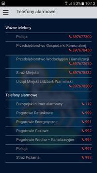 Info Lidzbark screenshot 7