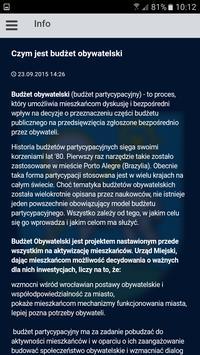 Info Lidzbark screenshot 6