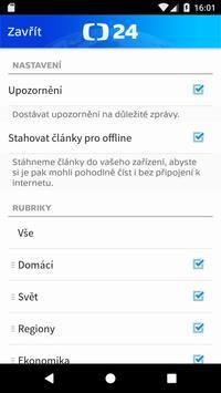 ČT 24 screenshot 4