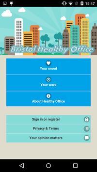 Bristol HealthyOffice apk screenshot
