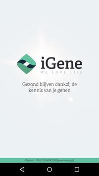 iGene poster