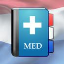 Terminy medyczne NL aplikacja