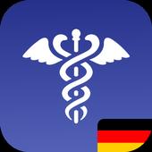 MAG Skróty Medyczne DE ikona