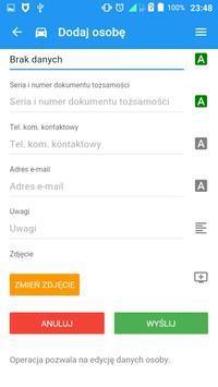 System Bezpieczeństwa IronWave apk screenshot