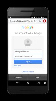 NFPass - Password Manager apk screenshot